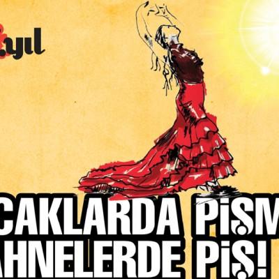 Flamenko Evi'nin 10. kuruluş yılı